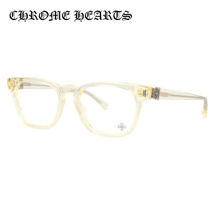 眼鏡・サングラス, 眼鏡  CHROME HEARTS LOUVIN CUP 51 WC Wheat Crystal 51 UV