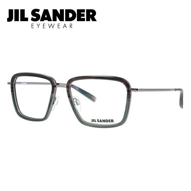 眼鏡・サングラス, 眼鏡  JIL SANDER J2007-D 55 UV