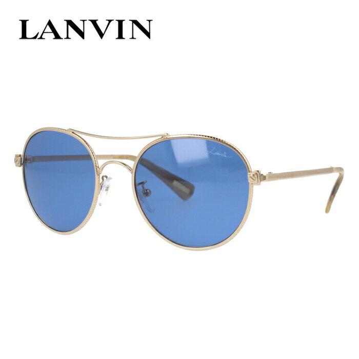 ランバン パリス サングラス LANVIN PARIS SLN067 300B 53サイズ ラウンド(ダブルブリッジ) メンズ レディース 【国内正規品】