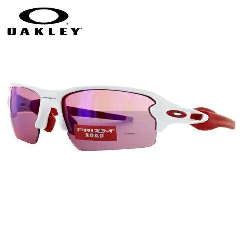 オークリー サングラス ロードバイク・マラソン向け OAKLEY フラック2.0 FLAK2.0 OO9271-04 61 プ...