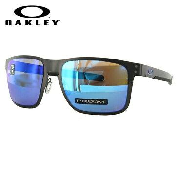 国内正規 保証書付 オークリー サングラス ホルブルックメタル OAKLEY HOLBROOK METAL プリズム ミラーレンズ 調整可能ノーズパッド OO4123-0755 UVカット