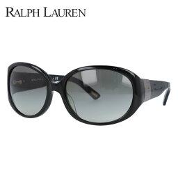ラルフローレン サングラス Ralph Lauren RA5156 501/11 59 ブラック/スモークグラデーション レディース UVカット 【国内正規品】