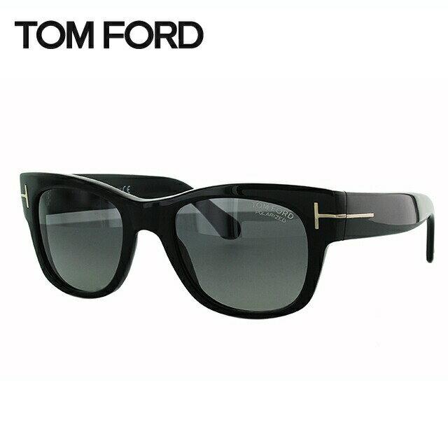 トムフォード サングラス キャリー 偏光サングラス レギュラーフィット TOM FORD CARY TF0058(FT0058F)01D 52サイズ ウェリントン ユニセックス メンズ トム・フォード UVカット【レディース】:SUNGLASS HOUSE-サングラスハウス-