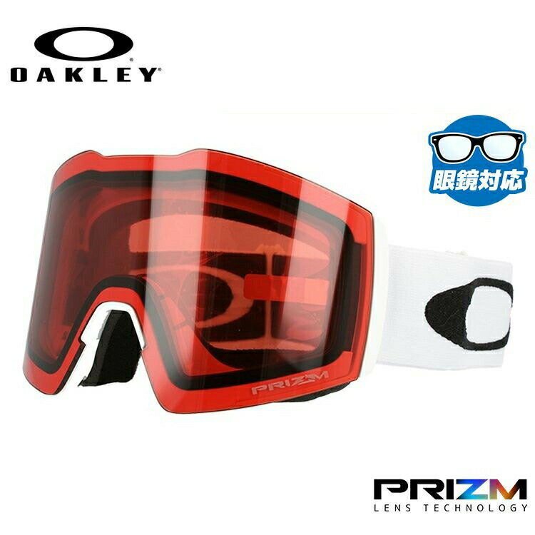 スキー・スノーボード用アクセサリー, ゴーグル  OAKLEY OO7099-09 FALL LINE XL XL