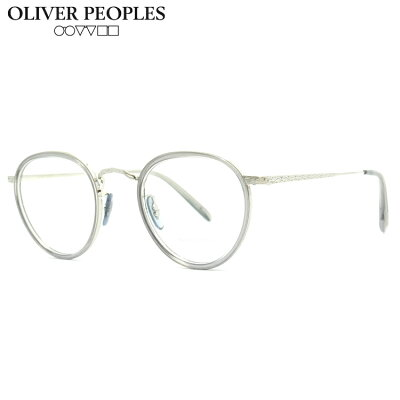 OLIVER PEOPLESボストンメガネ12