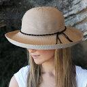 UVカット 帽子(女性用) - 帽子 レディース ハット- シルエット スタイル レデイース レディス ladies 夏 UV 帽子 ※紫外線カット(UVカット)最高値UPF50+ 帽子 母の日 ギフト 1