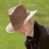 UVカット 帽子 男性用 メンズ uv ハット ポリ コットン メンズハット Men's 58cm / 60cm