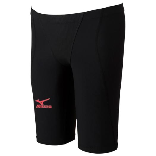 【N2MB6011】MIZUNO(ミズノ)メンズ競泳用水着MX?SONIC02ソニックライトリブテックスハーフスパッツ[競泳/男性用/FINA承認/布帛素材]
