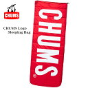 CHUMS チャムス チャムスロゴスリーピングバッグ CH0