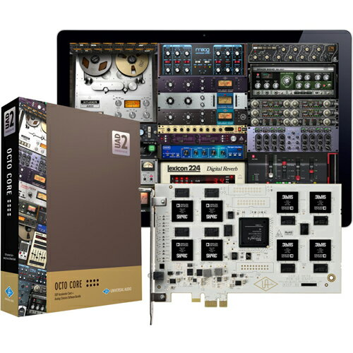 DAW・DTM・レコーダー, その他 UNIVERSAL AUDIO UAD-2 OCTO CORE PCIe BB