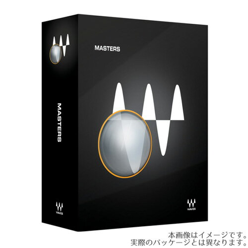 PCソフト, 音楽制作 WAVES MASTERS