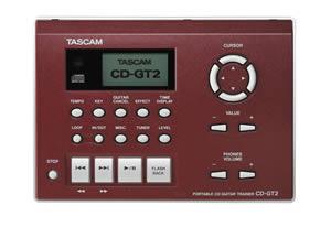 TASCAM CD-GT2 純正ACアダプタ付き! ギタートレーナー