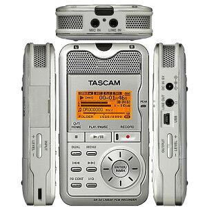 【在庫あります・即日出荷OK!】TEAC TASCAM DR-2DW 【ホワイト】【アウトレット】 【配送料無料...