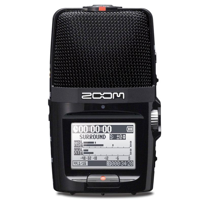 DAW・DTM・レコーダー, ポータブルレコーダー・フィールドレコーダー ZOOM H2n16GB microSDHC