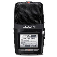【明日欲しいなら、サンミューズで買おう!】ZOOM H2n 【送料無料!!】【4GB SDHCカードプレゼン...
