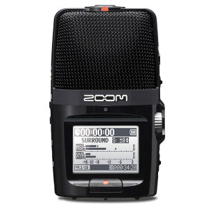 ZOOM H2n 【送料無料!4GB SDHCカードプレゼント!】