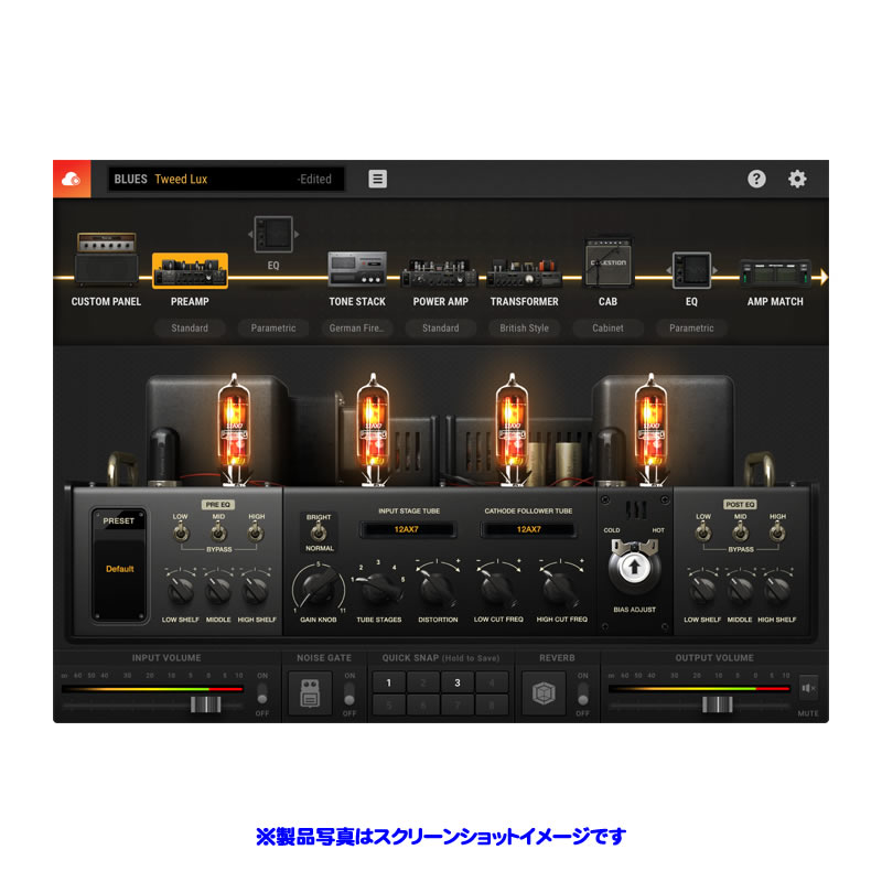 PCソフト, 音楽制作 POSITIVE GRID BIAS AMP 2.0 PROFESSIONAL