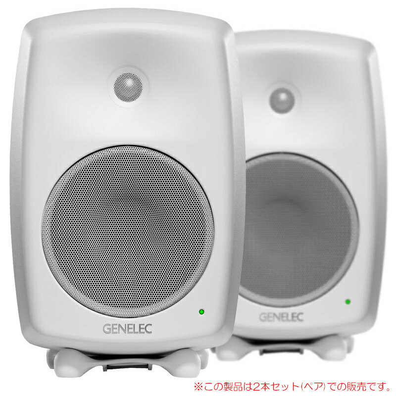 オーディオ, アンプ内蔵スピーカー GENELEC 8040BWM 2