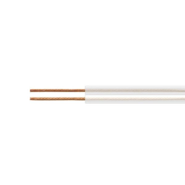 トモカ電気高純度無酸素銅スピーカーケーブルSP-OFC2.020m店舗BGMスピーカーケーブル