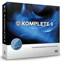 【明日欲しいなら、サンミューズで買おう!】NATIVE INSTRUMENTS KOMPLETE 9 【配送料・代引手...