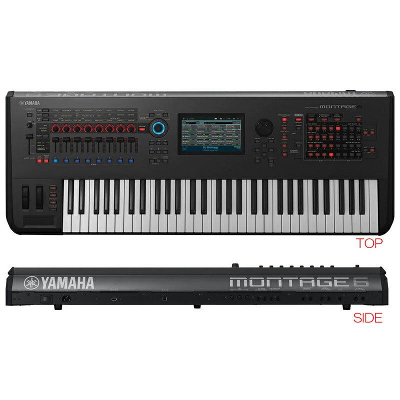 ピアノ・キーボード, キーボード・シンセサイザー YAMAHA MONTAGE6 61
