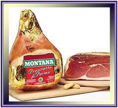 材料は豚、塩、空気、時間だけの完全な自然食品ですイタリア産 生ハム パルマハム 原木 熟成18...