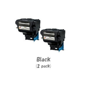 LPC4T11K(ブラック)[2本入り][EPSONリサイクルトナー]