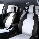 (Azur)フロントシートカバー トヨタ ハイエースバン 100系 DX-GLパッケージ (H1/8-H10/8) ヘッドレスト分割型【日時指定不可】