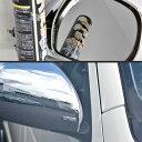 ★21044 ハイエース 200系 純正タイプ スタビライジング フィン 付き メッキ サイド ドア ミラー 左右 1型 2型 3型 4型 5型 同梱不可 2