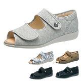 【ポイント5倍★1/24(日)23:59迄】快歩主義 L133SL KS2348 サンダル レディース 婦人靴 (21.5〜25.0cm/3E) アサヒ靴