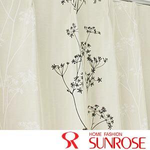 遮光窗簾窗簾窗簾草藥 (寬度 100 x 長度 205 釐米) 厚 2 結對或窗簾窗簾窗簾窗簾 05P12Oct15
