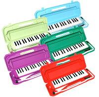鍵盤ハーモニカカラフル32鍵盤ハーモニカ♪MELODYPIANOピアニカP3001-32K
