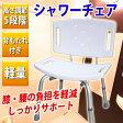 【あす楽】【送料無料】 シャワーチェア お風呂椅子 SunRuck SR-SBC002 調高可能 介護用 シャワーイス 背付き シャワーベンチ お風呂用ベンチ