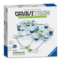 GRAVITRAX(グラビトラックス)スターターセット物理法則を楽しく学べるSTEM教育の立体パズル18種類124個のパーツを組み合わせた独自コースでボールをゴールへ導く