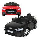 乗用ラジコンカー アウディ Audi TTRS 電動乗用ラジコンカー アウデイ 電動ラジコンカー プロポ操作可能 スーパーカー 子供用 電動乗用玩具 おもちゃ プレゼント