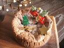 常温で届くクリスマスケーキ *ガトーショコラ 15cm丸型*全国配送可能♪ギフト