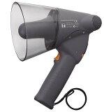 【いまだけポイント10倍】TOA 拡声器 小型ハンドマイク ER-1103(拡声機能のみ) 定格出力3Wで小型、軽量の防滴メガホン