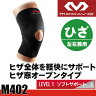 【あす楽】 膝(ひざ)サポーター ひざサポーター マクダビッド オープンニーサポート M402
