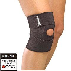 膝サポーター ミューラー(Mueller)コンパクトニーサポート ラップタイプひざサポーター膝サポ...