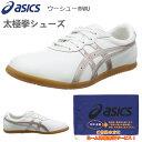 アシックス asics 太極拳シューズ ウーシューWU TOW013 メンズ レディース 天然皮革靴