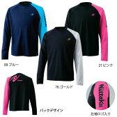 ニッタク 卓球Tシャツ ロングAS Tシャツ NX-2074 男女兼用 卓球用品