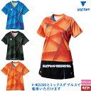 VICTAS ヴィクタス V-LGS201 卓球ユニフォーム ゲームシャツ レディース 031485