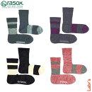 【rasox(ラソックス)】【UNISEX】rasoxDRミックスソックス(靴下)【ネコポス便可】【メール便可】(2足まで!)【10P03Dec16】