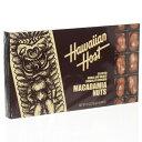 【送料無料 & 最大1000円オフクーポン配布中】 ハワイアンホースト クラシックオリジナルマカダミア 16 個入り 226 g【Hawaiian Host】Classic Original Macadamias 8 oz