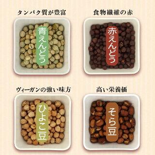8種の豆説明2