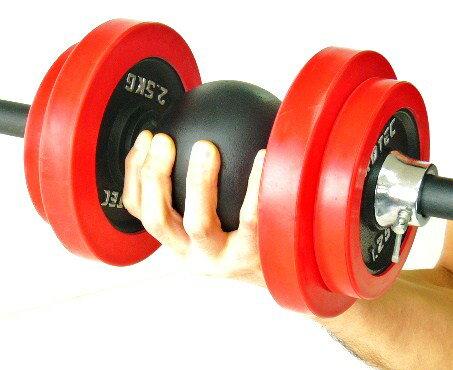 IROTEC(アイロテック)ボールグリップ ダンベル/握力 前腕 上腕 筋トレ 筋力トレーニング ウエイトトレーニング 握力強化 筋肉増強 トレーニング器具 トレーニングマシン 健康器具 筋トレ器具 筋トレグッズ 器具