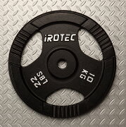 アイロテック アイアン プレート ダンベル トレ・トレーニング トレーニング 鉄アレイ