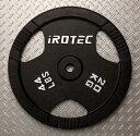 IROTEC(アイロテック)アイアンプレート20KG/バーベル ダンベ...