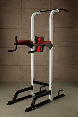 IROTEC(アイロテック) チン&ディップスタンド/ 懸垂マシン/ぶら下がりから懸垂まで【懸垂 器具】/ダンベル・バーベル・ベンチプレス・トレーニングマシン・トレーニング器具・筋トレ・健康器具