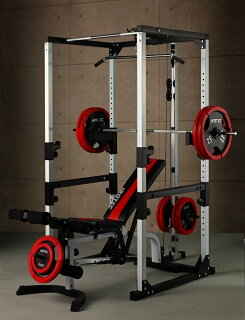 Irotech Power Rack Muscular Set R140